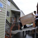 moving aprtment